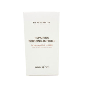 KOREAN COSMETICS [Innisfree] My Hair Recipe Repairing Boosting Ampoule (25ml 3)