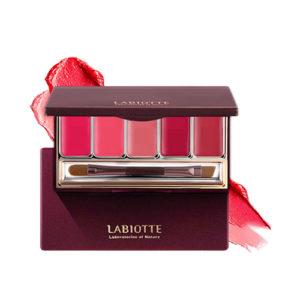KOREAN COSMETICS [LABIOTTE] Chateau Labiotte Wine Lip Palette #01 (Dry Wine)