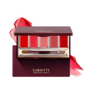 KOREAN COSMETICS [LABIOTTE] Chateau Labiotte Wine Lip Palette #02 (Sweet Wine)