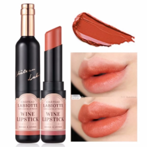 KOREAN COSMETICS [LABIOTTE] Chateau Labiotte Wine Lipstick [Fitting] #BE04 Holy Candle