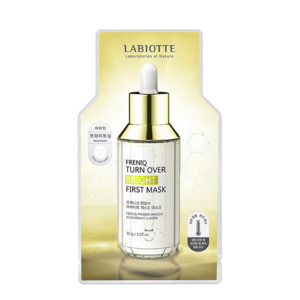 KOREAN COSMETICS [LABIOTTE] Freniq Turn Over Bright First Mask