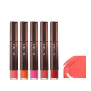 KOREAN COSMETICS [LABIOTTE] Petal Affair Lip Color Essence Volume Fit #CR02 (Co Coral)