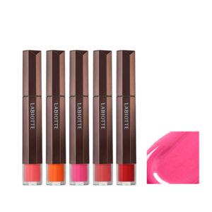 KOREAN COSMETICS [LABIOTTE] Petal Affair Lip Color Essence Volume Fit #PK01 (Active Pink)