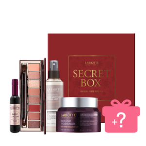 KOREAN COSMETICS [LABIOTTE] Secret Box