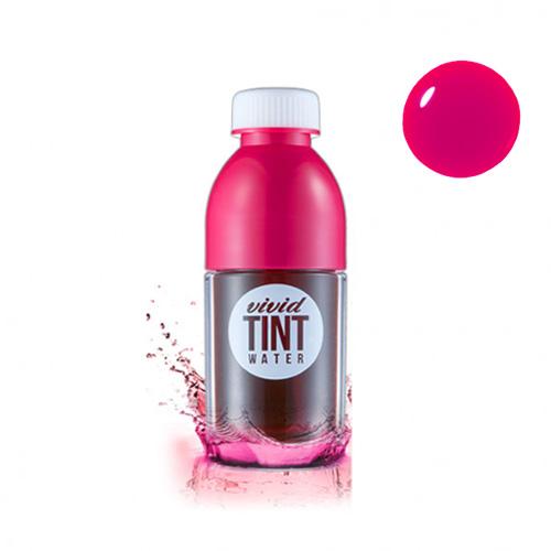 KOREAN COSMETICS [Peripera] Vivid Tint Water #01 (Cranberry Squeeze)