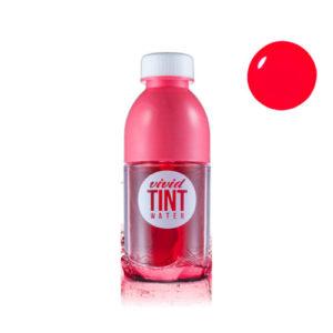 KOREAN COSMETICS [Peripera] Vivid Tint Water #02 (Peach Squeeze)
