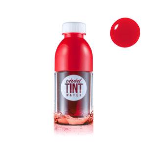 KOREAN COSMETICS [Peripera] Vivid Tint Water #03 (Apple Squeeze)