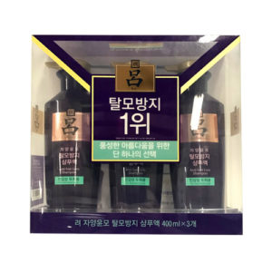 KOREAN COSMETICS [Ryo] Jayangyunmo Special set for Sensitive type