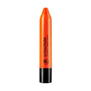 KOREAN COSMETICS [SON&PARK] Lip Crayon #02 Paprika Orange