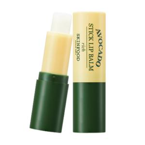 KOREAN COSMETICS [Skinfood] Avocado Stick Lip Balm 3.4g #01 Rich