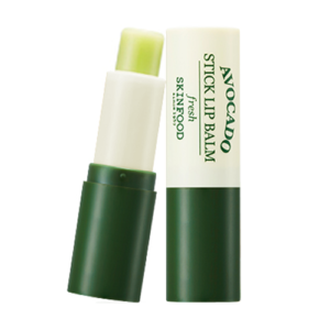 KOREAN COSMETICS [Skinfood] Avocado Stick Lip Balm 3.4g #02 Fresh