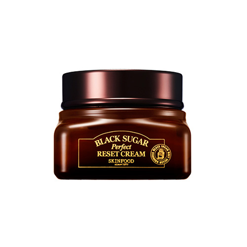 KOREAN COSMETICS [Skinfood] Black Sugar Perpect Reset Cream 60ml