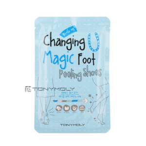 KOREAN COSMETICS [Tonymoly] Changing U Magic Foot Peeling Shoes