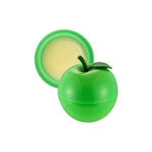 KOREAN COSMETICS [Tonymoly] Mini Berry Lip Balm SPF15 PA+ (Green apple)