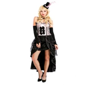 Mad Hatter Costume Alice In Wonderland Cosplay Women Adult Halloween Costumes for Women Magician Sexy Fancy Dress