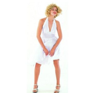 Marilyn monroe clothes monroe wig ball for party adult female one-piece dress cosplay clothes