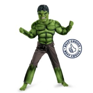 Muscle Cosplay Clothing Kids Avengers Superhero Movie Role Play Party Halloween Purim Costumes