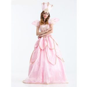 Princess Costume Sexy Sleeping Beauty Costume Aurora Dress Women Cosplay Dress Princess Aurora Bellet Costume