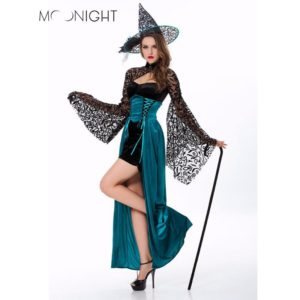 Sexy Witch Costume Deluxe Adult Womens Magic Moment Costume Adult