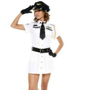 Solid White Sexy Sailor Costume Fancy Dress Nautical Marine Sailor Costumes Navy Dress