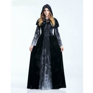 The Queen Vampire Role Play Clothing for Halloween