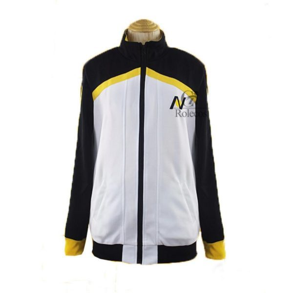 Zero Natsuki Subaru Cosplay Costume Full Set Sportswear Uniform