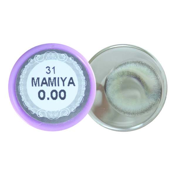 DREAMCON MAMIYA GRAY CONTACT LENS