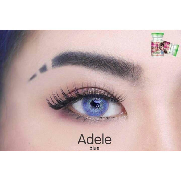 COLOR LENS DUEBA ADELE BLUE CONTACT LENS
