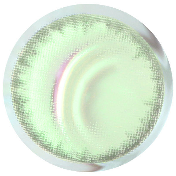 COLOR LENS DUEBA NUTWARA GREEN CONTACT LENS
