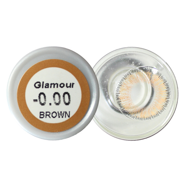 NEO VISION GLAMOUR HONEY CONTACT LENS