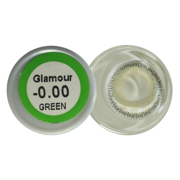 NEO VISION GLAMOUR GREEN CONTACT LENS