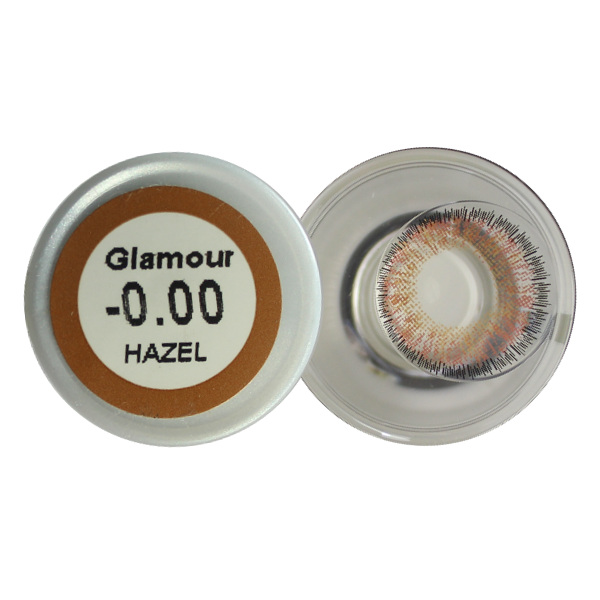 NEO VISION GLAMOUR HAZEL CONTACT LENS