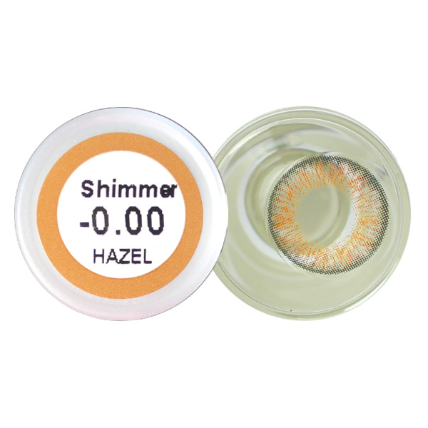 NEO VISION SHIMMER HAZEL CONTACT LENS