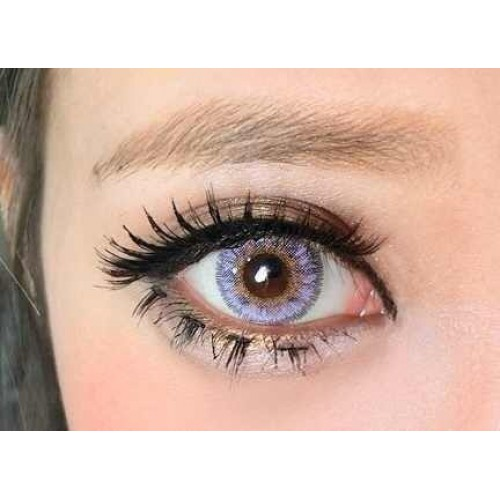 NEO VISION GLAMOUR VIOLET CONTACT LENS